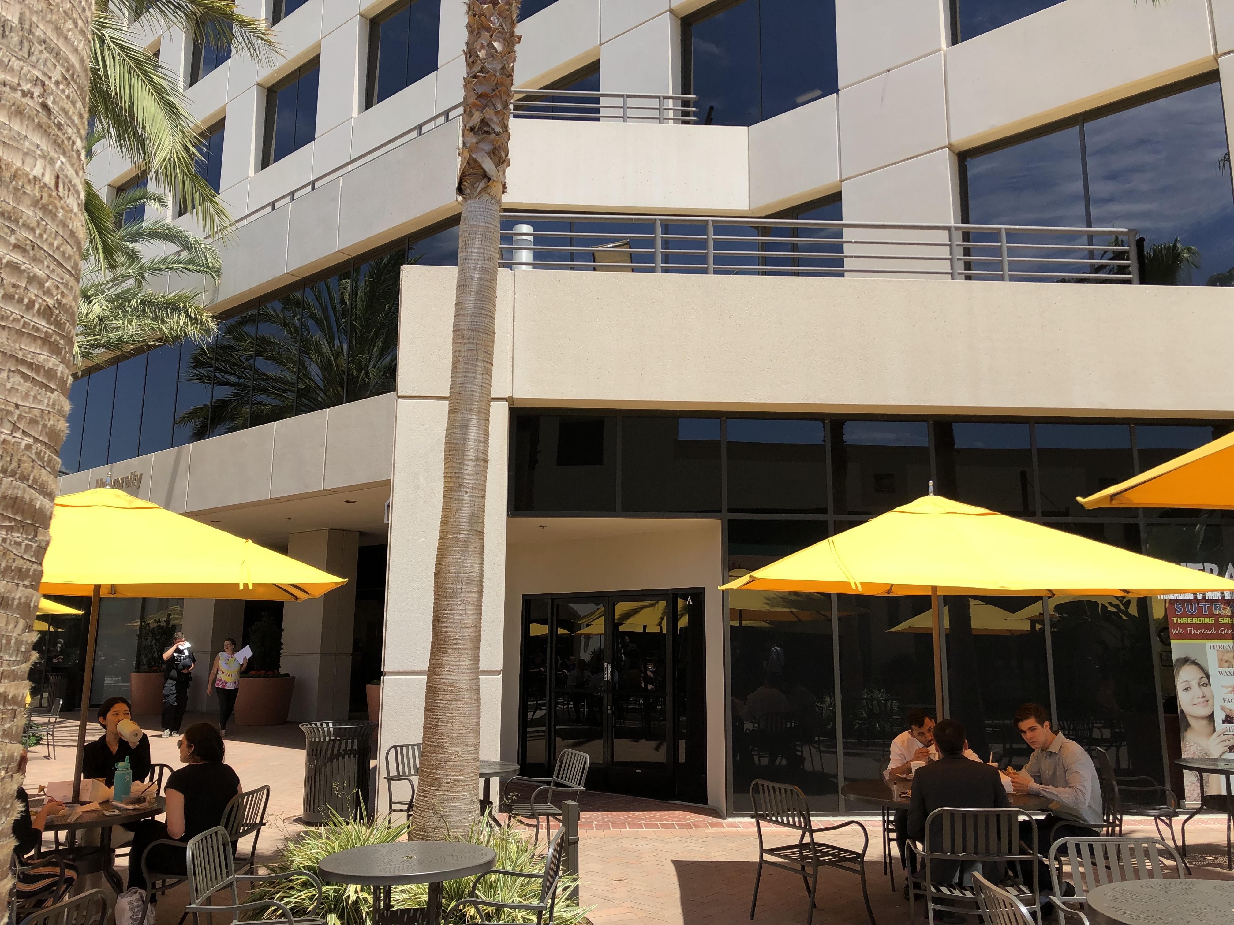 Campus English Academy Irvine University Center